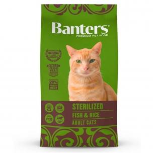 Banters Pet Food